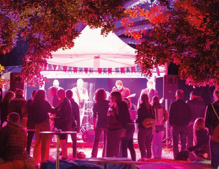 Oui, il y aura un festival cet été à La Chaux !
