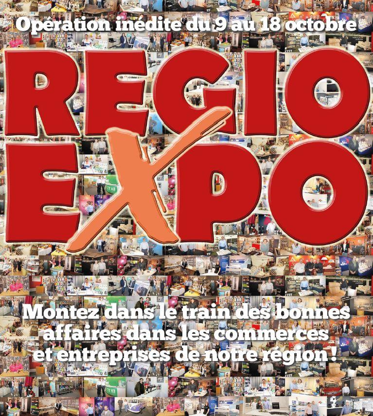 Regio Expo, du 9 au 18 octobre