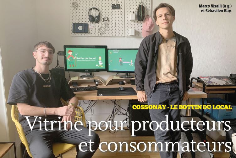Cossonay, le bottin du local