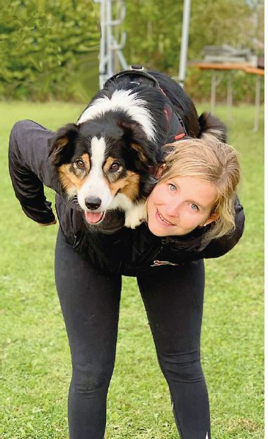 Cossonay, Quand le chien fait équipe avec son maître