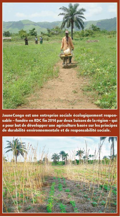 Lussery-Villars, l'association CUAM a besoin d'aide pour soutenir JauneCongo
