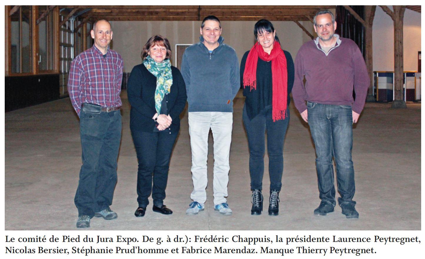 Montricher, Pied du Jura Expo renonce pour 2021