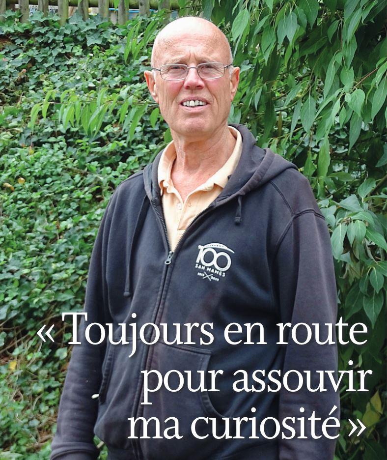 Portrait de Jean-Claude Chevalier, Cossonay