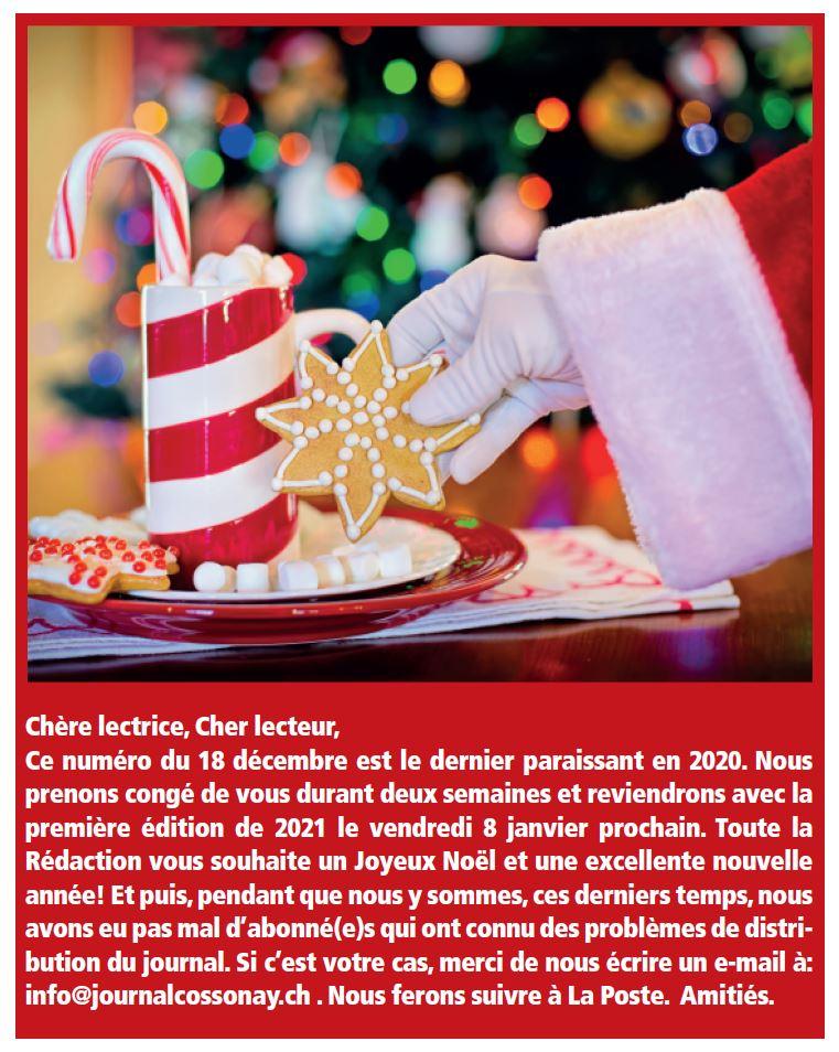 Edito. Lettre au Père-Noël