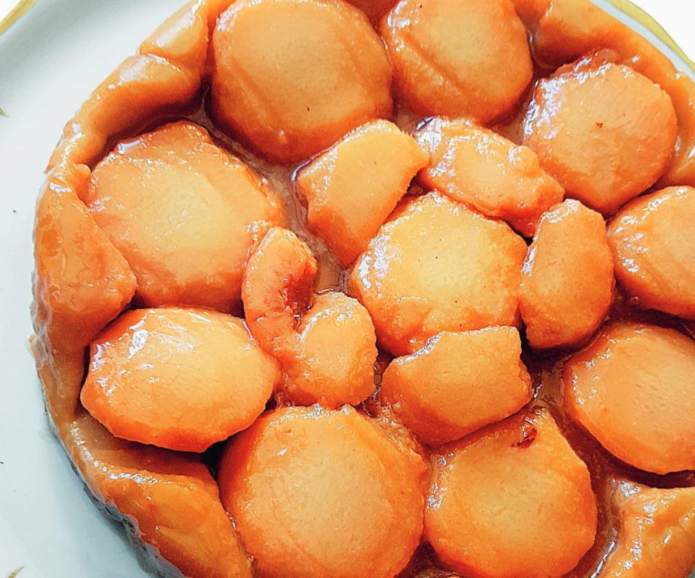 Le coin cuisine, La tarte Tatin