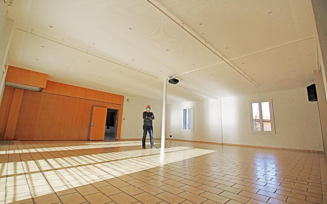 La Chaux, ils risquent la prison pour avoir mangé à huit au lieu de cinq personnes dans ce local… de 100 m2