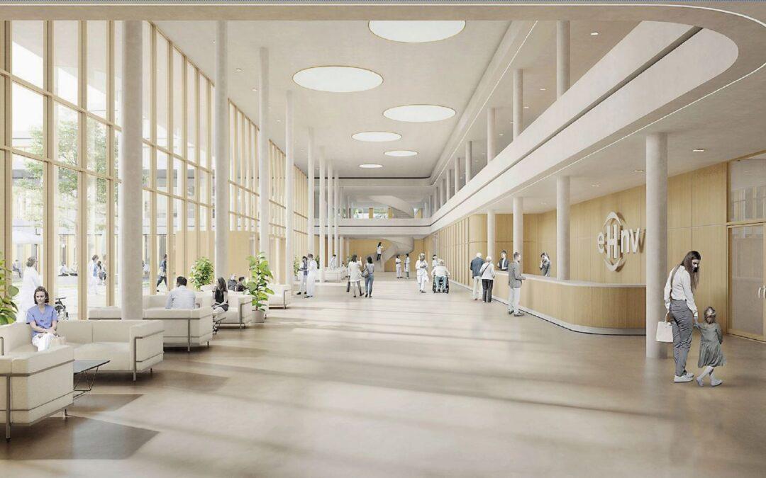 EHNV, Un projet d'envergure pour l'hôpital d'Yverdon