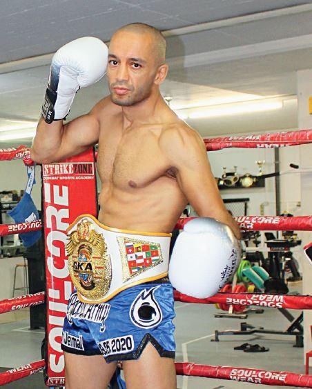 Kickboxing, Un champion du monde réside à Lussery-Villars