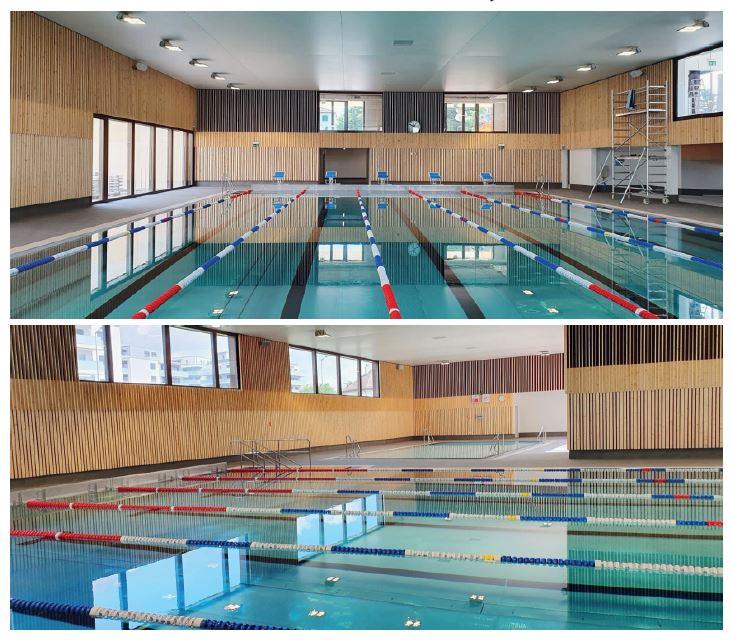 Cossonay, la piscine ouvre le 17 juillet