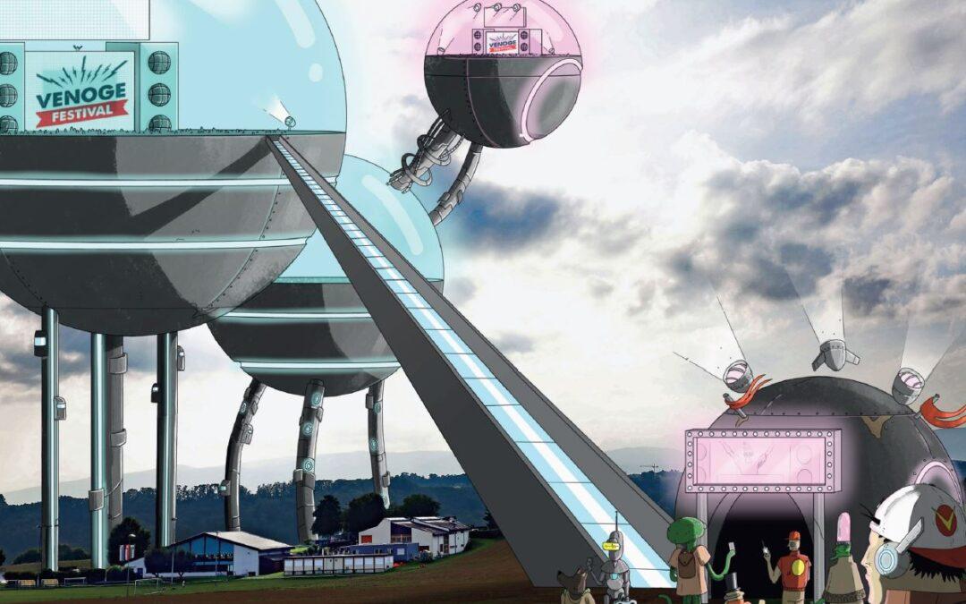 Futuristoires. Août 2197, Le Venoge Festival fête ses 200 ans
