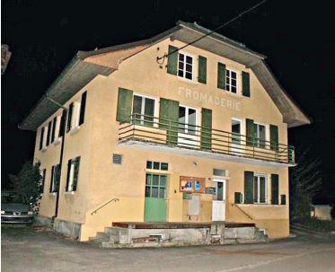 Daillens, Conseil Communal. La Commune s'offre l'ancienne laiterie du village