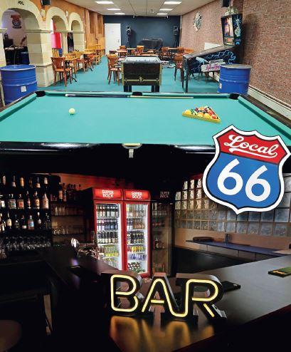 Penthalaz, Local 66, un nouveau pub est né