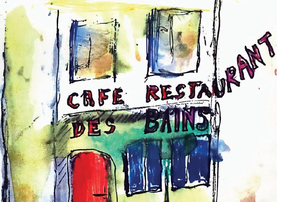 Cossonay, À l'enseigne du Café des Bains